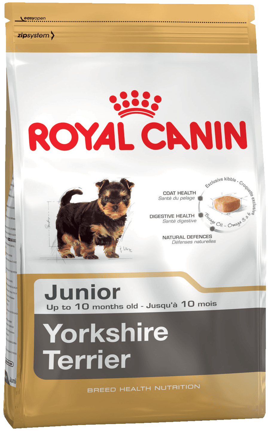 картинка Yorkshire Terrier Junior  от ЗОО-магазина К-9